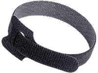 Хомут-липучка ХКл 14х135мм черный (100шт) IEK
