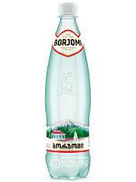 Borjomi (минеральная вода Боржоми) - 0,75 л. пластик
