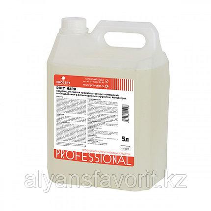 Duty HARD (DZ) - дезинфицирующее моющее средство для производственных помещений. 5 литров, фото 2