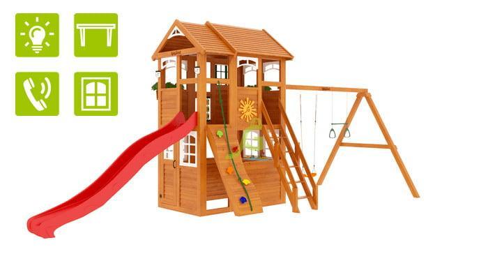 IgraGrad Клубный домик 2 Luxe