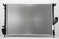 """Радиатор охлаждения ( MT A/C """"+/-"""") Renault Duster. I пок"""