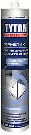 Герметик силиконовый санитарный Tytan 310 мл,белый,бесцветный