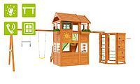 IgraGrad Клубный домик 2 с WorkOut Luxe, фото 1
