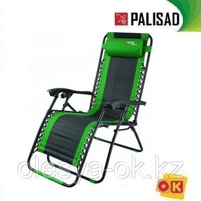 Кресло-шезлонг складное, PALISAD CAMPING. 69606, фото 2