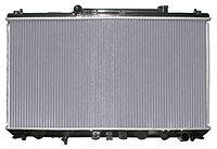 """Радиатор охлаждения (AT A/C """"+/-"""") Toyota Camry. XV50"""