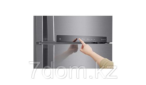 Холодильник LG GN-H702HMHZ, фото 2