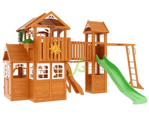 IgraGrad Клубный домик Макси Luxe