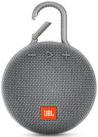 Портативная акустическая система JBL JBLCLIP3GRY (Gray), фото 1