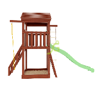 IgraGrad Панда Фани Tower скалодром