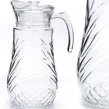 Кувшин стеклянный для воды Loraine 26873, 1,6 л