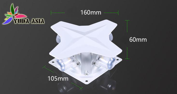 Светодиодный светильник Starlight 3Вт*4 Теплый белый