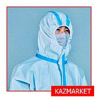 Одноразовый медицинский стерильный костюм в Астане, фото 1
