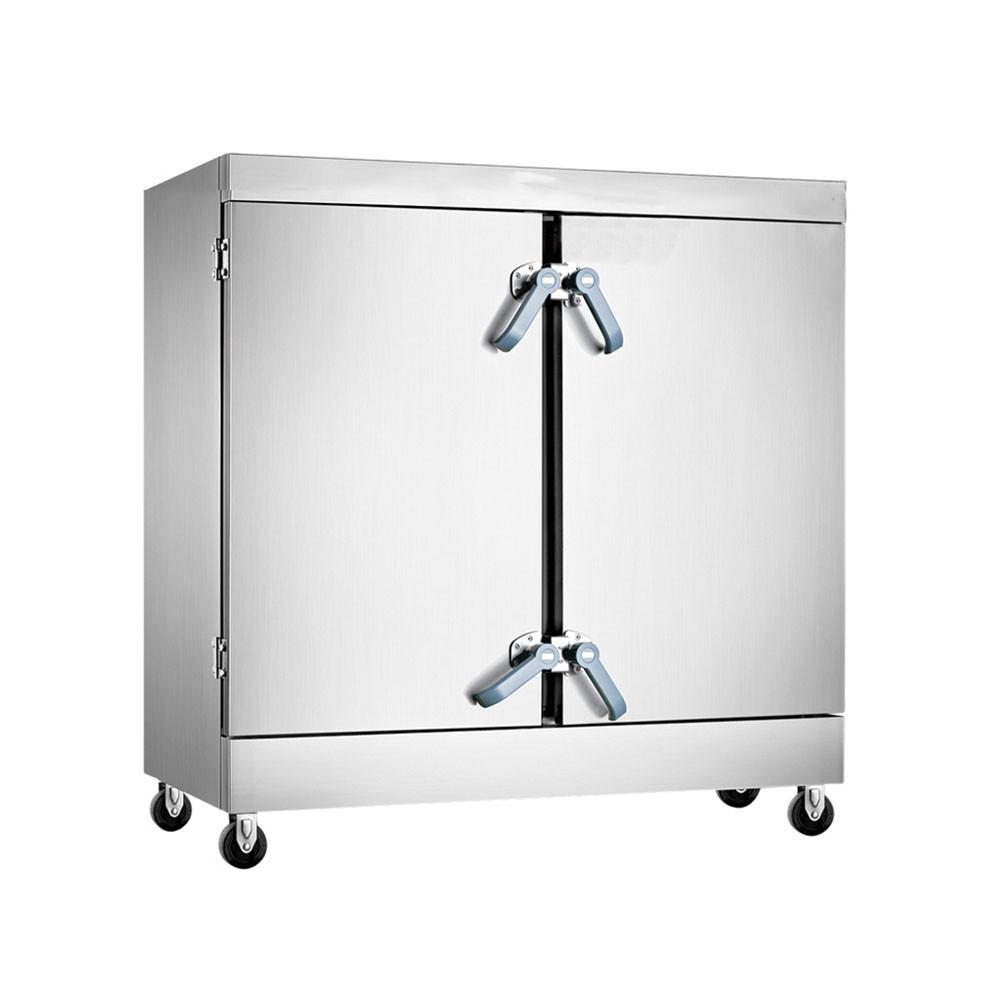 Профессиональная пароварка, паровой шкаф, мантоварка - 12+12 листов