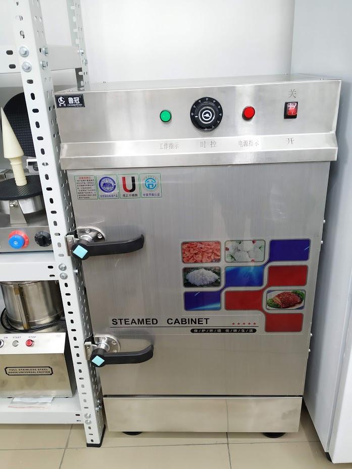 Профессиональная пароварка, паровой шкаф, мантоварка - 8 листов (с Регулятором)