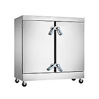 Паровой шкаф, мантоварка, пароварка - 12+12 листов (с регулятором)