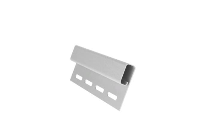 Планка финишная Белый 3660 мм FineBer