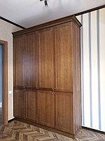 Шкаф со шпонированными фасадами, фото 1