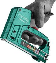 Степлер для скоб Universal HD, KRAFTOOL 6-в-1, тип 53, 53F, 140, 13, 300, 500 (3188), фото 3