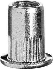 """Заклепки резьбовые ЗУБР, М12, 80 шт.,(толщина 1.0-4.0мм),серия """"Профессионал"""" (31317-12)"""