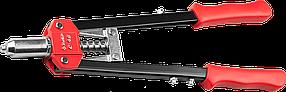 Заклепочник двуручный Т-48, ЗУБР,вытяжные 2.4-4.8  (31198)