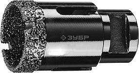 """Коронка универсальная ЗУБР, 35 мм, ВВС, М14, серия """"Профессионал"""" (29865-35)"""