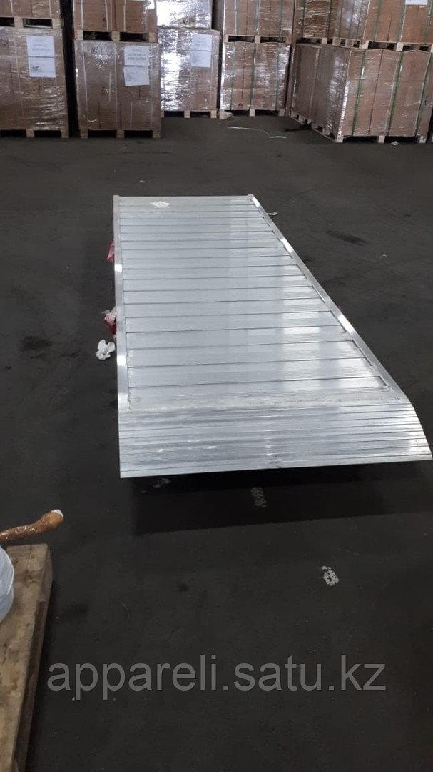 Алюминиевые погрузочные аппарели 3 тонны
