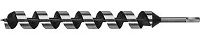 """Сверло левиса по дереву """"Левис"""", ЗУБР, d=35 x 450/360 мм, HEX (2948-450-35)"""