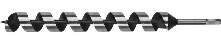 "Сверло левиса по дереву ""Левис"", ЗУБР, d=35 x 450/360 мм, HEX (2948-450-35), фото 2"