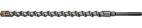 Бур по бетону ЗУБР, 35 x 670 мм, SDS-max (29350-670-35_z01)