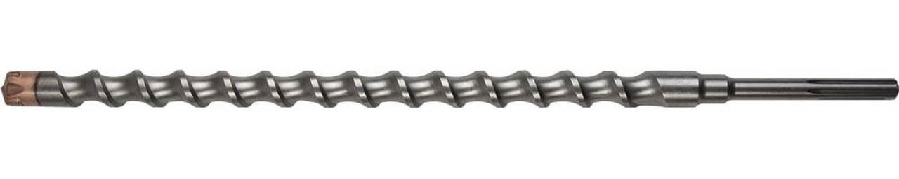 Бур по бетону ЗУБР, 28 x 670 мм, SDS-max (29350-670-28_z01)