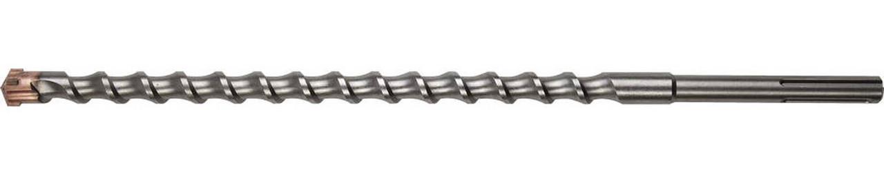 Бур по бетону ЗУБР, 22 x 520 мм, SDS-max (29350-520-22_z01)