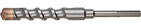 Бур по бетону ЗУБР, 38 x 370 мм, SDS-max (29350-370-38_z01)