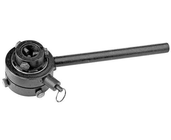 "ЗУБР 1/2""-3/4"", трещотка для плашек с трубной резьбой (2817-02_z01)"