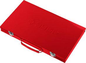 ЗУБР 52 предмета 9ХС, набор метчиков и плашек  (28130-H52_z01), фото 2