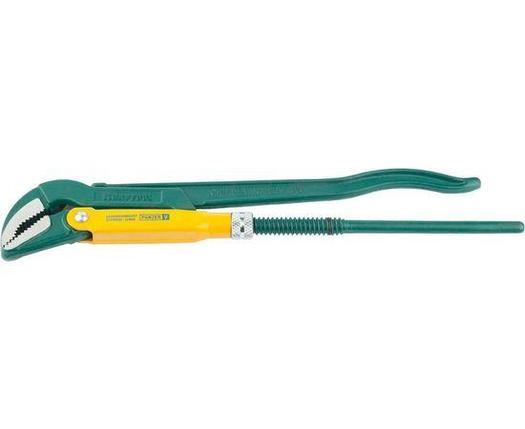 """Ключ трубный рычажный KRAFTOOL 1 1/2""""/440 мм, Cr-V (2735-15_z01), фото 2"""