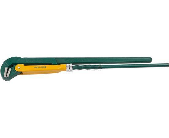 """Ключ трубный KRAFTOOL 4""""/745 мм, Cr-V, серия """"PANZER-L"""" (2734-40)"""