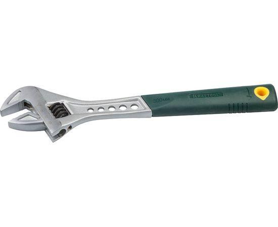 """Ключ разводной KRAFTOOL 300/40 мм, Cr-V, серия """"Tiger"""" (27265-30)"""