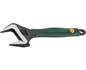 "Ключ разводной, KRAFTOOL 200/38 мм, Cr-V, серия ""SlimWide""  (27258-20)"