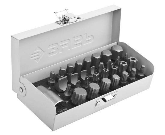 Биты усиленные ЗУБР 32 шт. (2655-H32)