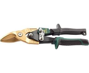 Ножницы металлу проходные Kraftool, правые, 250 мм, Cr-Mo, серия «TITAN» (2327-R)