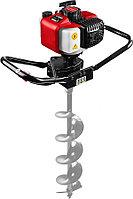 Мотобур (бензобур) ЗУБР, d=60-150 мм, 43 см3, 1 оператор, без шнека (МБ1-150)