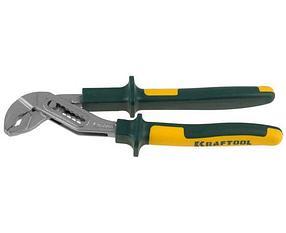 Клещи переставные KRAFT-MAX, Kraftool, 250 мм, Cr-Mo (22011-10-25)