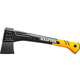 Топор универсальный X10, Kraftool, 1000 г., 450 мм (20660-10)