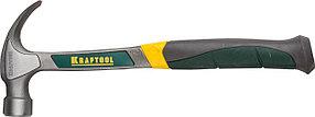 Молоток-гвоздодер цельнокованый THOR, KRAFTOOL 560 г (20270)