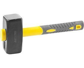 Кувалда кованая с фиберглассовой рукояткой Fiberglass-XL, STAYER 6 кг (20110-6_z02)