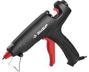 Пистолет термоклеящий ЗУБР, 12 мм, 80 Вт (06850-60-12_z02)