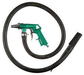 KRAFTOOL рабочее давление 5 бар, пистолет пескоструйный с выносным шлангом EXPERT QUALITAT (06581)