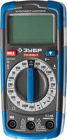 Мультиметр цифровой ЗУБР ТХ-810-Т (59810)
