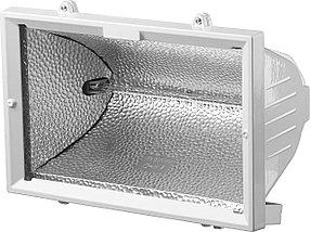 Прожектор галогенный Stayer, 1500 Вт, MAXLight, с дугой крепления под установку, белый (57107-W)
