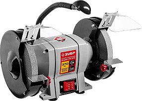 Станок точильный электрический ЗУБР, 370 Вт, асинхронный (ЗТШМ-175-370)